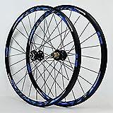 VDSOIUTYHFV 700C Ultraligero Bicicleta Conjunto De Rueda 30 Mm De Fibra Carbono...