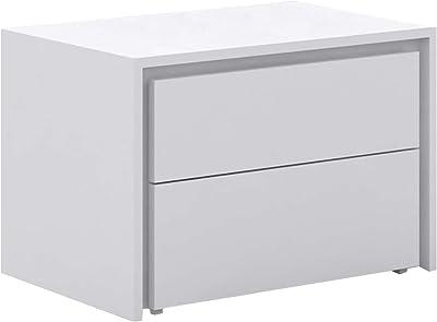 Amazon Com Casabianca Furniture Cb 1104 3ns Wh Zen High