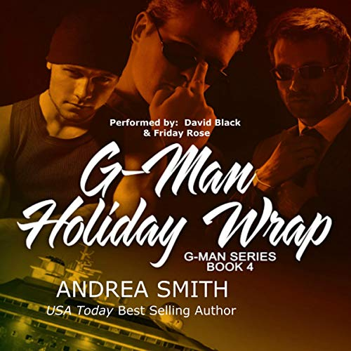 G-Men Holiday Wrap cover art