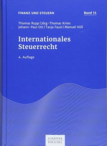 Internationales Steuerrecht (Finanz und Steuern)