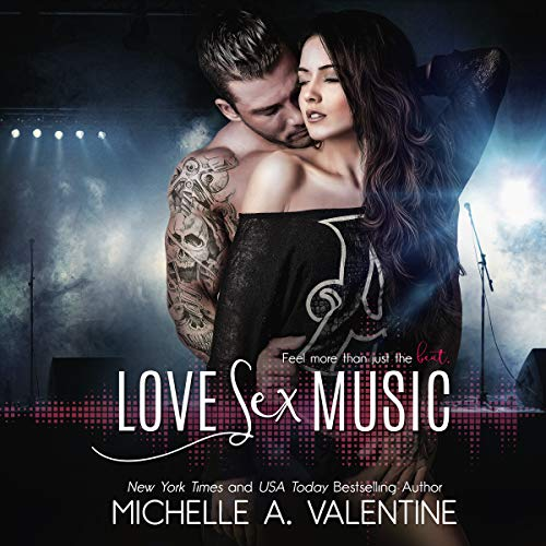 Love S*x Music audiobook cover art