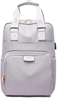Travel Waterproof Backpack Women Large Capacity Business Charge Laptop