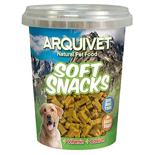 Arquivet Soft Snacks para Perro Huesitos Pollo 300 g