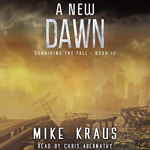 A New Dawn audiobook cover art
