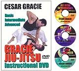 Cesar Gracie Brazilian Jiu-Jitsu & Gracie Jiu-Jitsu Grappling Instructional Series