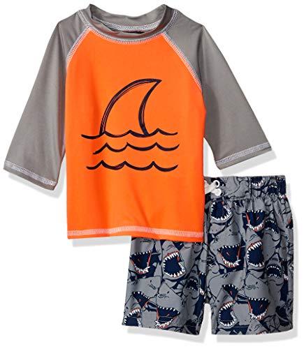 Royal 24M iXtreme Baby Boys Printed Swim Trunks