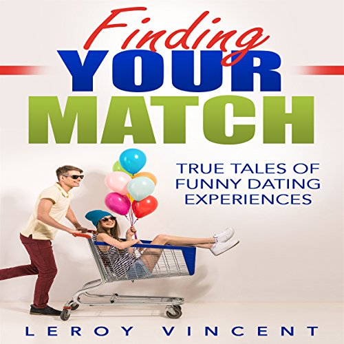Finding Your Match audiobook cover art