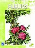 Lefranc & Bourgeois Léonardo n°20 Album d'étude Fleurs Peinture aquarelle