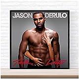 wzgsffs Jason Derulo Talk Schmutziges Musikalbum Cover