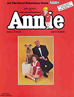 Annie (Broadway Selections): Piano/Vocal/Chords
