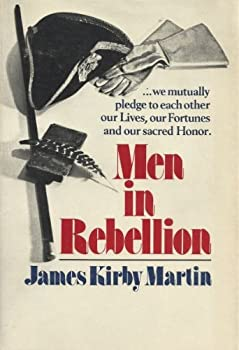 Men in Rebellion; Higher Governmental Leaders and the Coming of the American Revolution. 0029201209 Book Cover