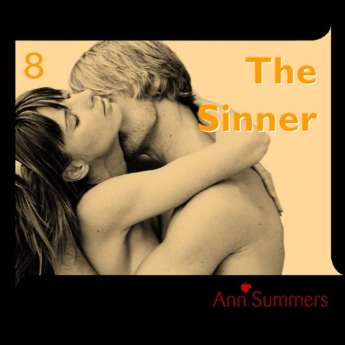 The Sinner audiobook cover art