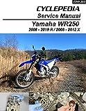 Yamaha WR250R WR250X Service Manual (English Edition)