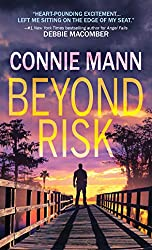 book cover of Beyond Risk by Connie Mann - books set in Florida