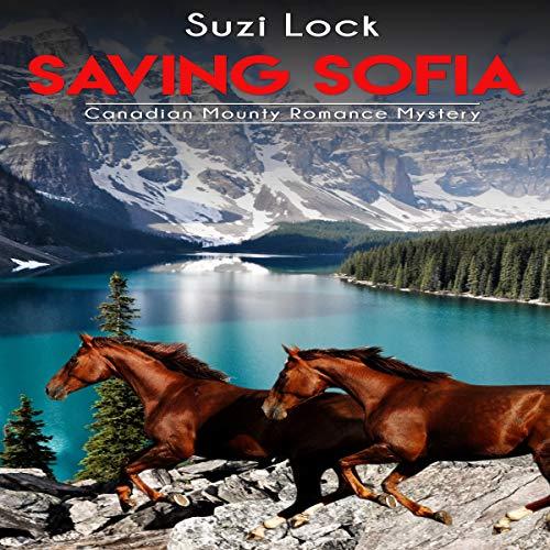 Saving Sofia audiobook cover art