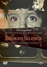 Broken Silence - 2-DVD Set ( Some Who Lived / Eyes of the Holocaust / Children from the Abyss / I Remember / Hell on Earth )
