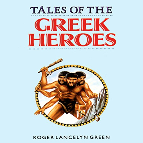 Tales of the Greek Heroes  cover art