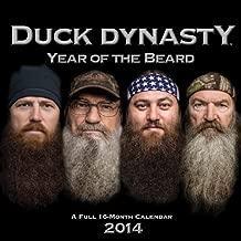 2014 Duck Dynasty Year of the Beard Wall Calendar