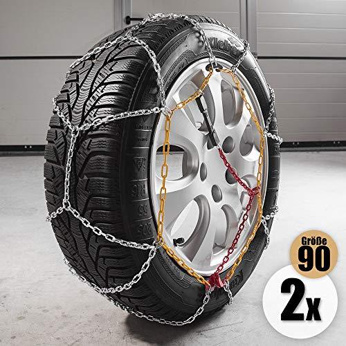 Diamond Car Schneeketten Alpin Gr. 90...