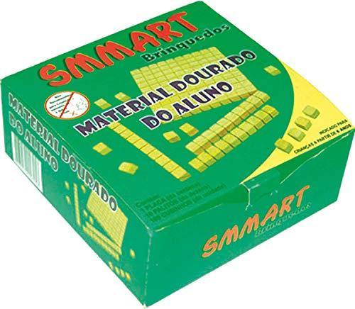 Smmart 30900, Material, do Aluno em Madeira com 111 Peças, Multicor