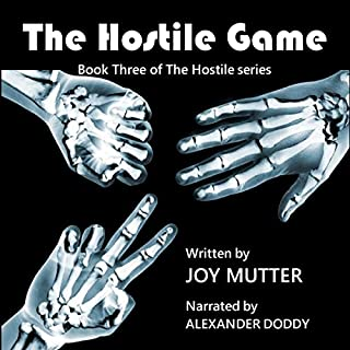 The Hostile Game audiobook cover art