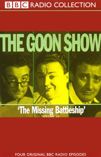 The Goon Show, Volume 21 Titelbild