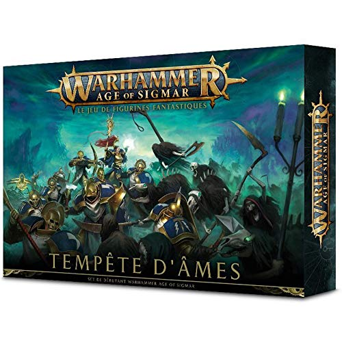 Games Workshop Warhammer AoS Soul Wars - Boite de Jeu (Soft) Tempest of Souls (FR)