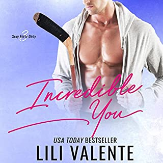Incredible You: audiobook cover art
