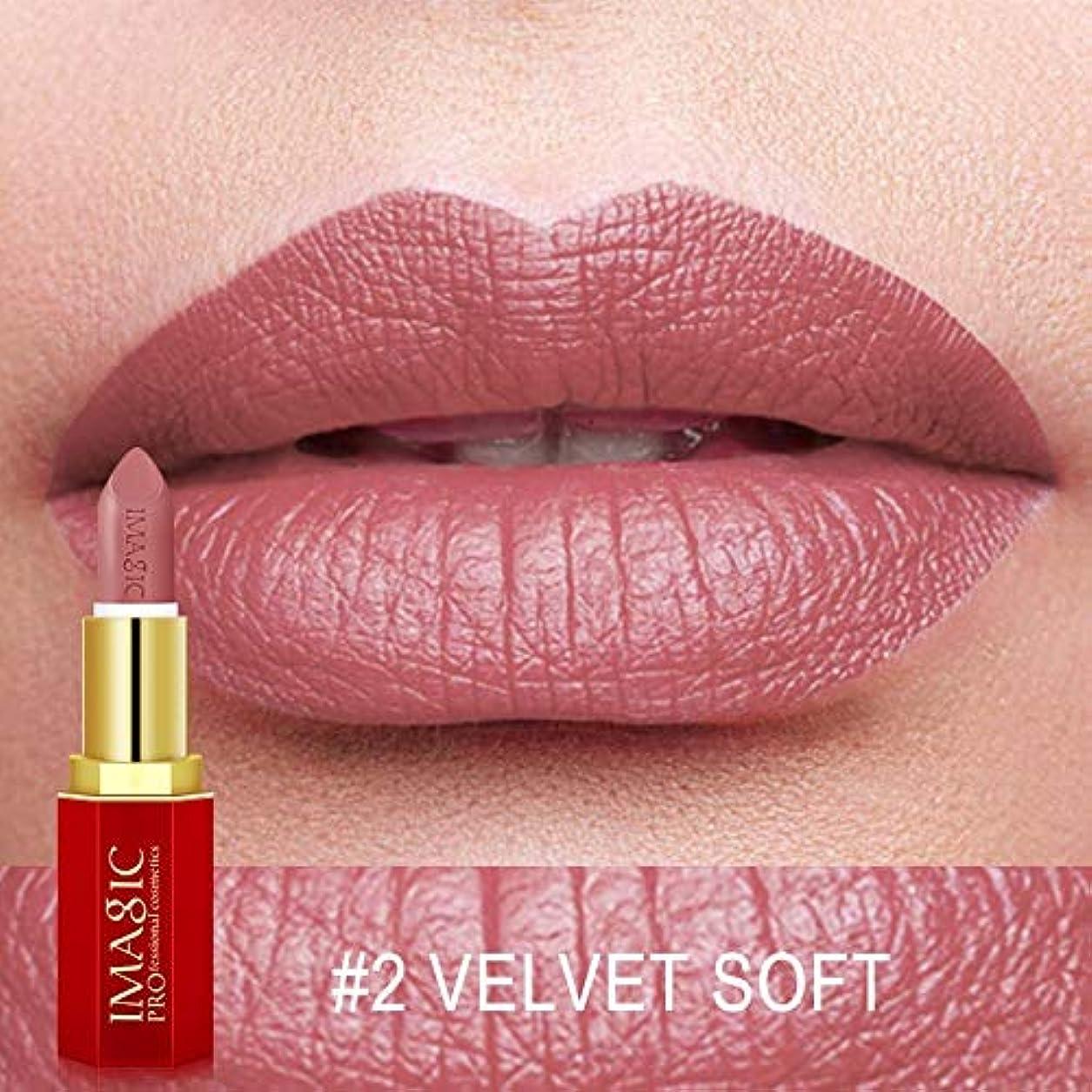 ユーザー理容師無礼に注6色プロフェッショナル防水口紅長持ち保湿水和口紅唇化粧品に適し美容女性
