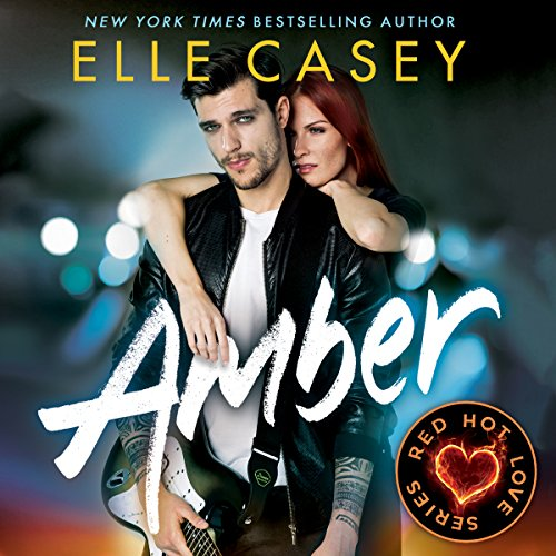 Amber audiobook cover art