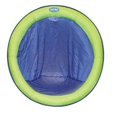 Swimways Spring Float Papasan - Blue/Lime