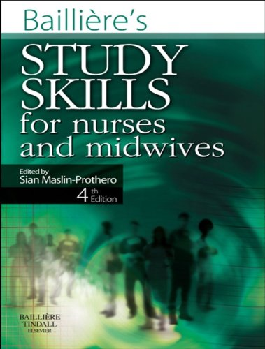 513DMGEX1uL - Bailliere's Study Skills for Nurses and Midwives E-Book