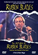 Ruben Blades: The Return of Ruben Blades