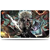 MTG War of The Spark Japanese Alternative Art Sorin Vengeful Bloodlord Ultra Pro Printed Art Magic The Gathering Card Game Playmat