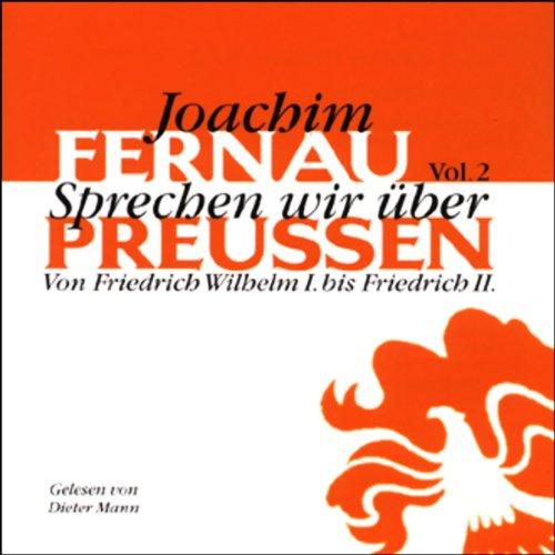 Sprechen wir über Preußen - Vol. 2 Titelbild