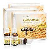 Sanct Bernhard Gelee Royal Trinkfläschchen Gelee-Royal, Blütenpollen, Vitamin E 1800 ml
