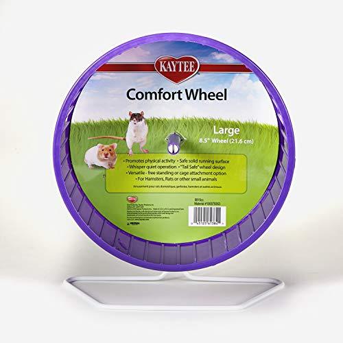 Superpet - Rueda para roedores, diámetro 21,6 cm, grande