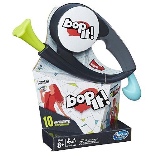 Hasbro - Juego en Familia Bop it (B7428105)