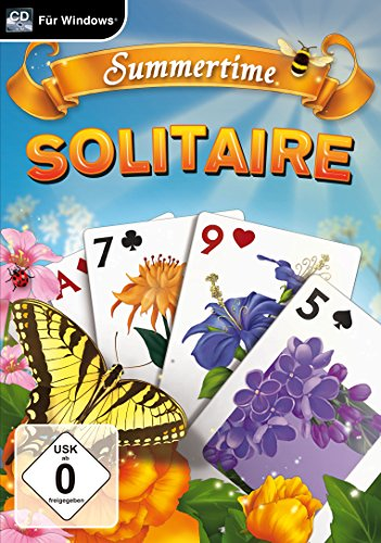 Summertime Solitaire  - [PC]