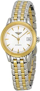 Longines Flagship Les Grandes Two-tone Ladies Watch L42743227