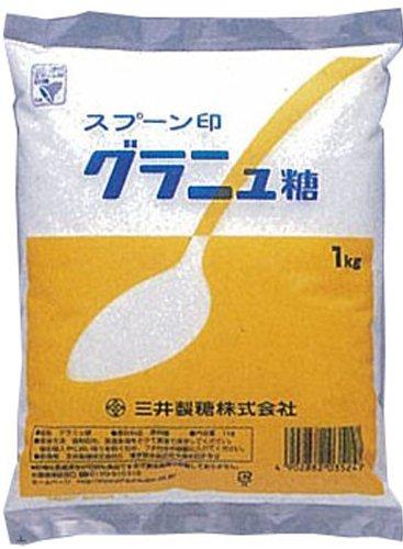 スプーン印 グラニュ糖 1kg×20袋