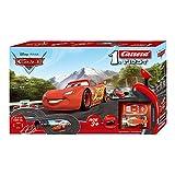 Carrera First Disney Pixar Cars Slot Racing Track