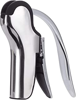 E.Palace Stainless Steel Wine Opener with Built in Foil Cutter Design