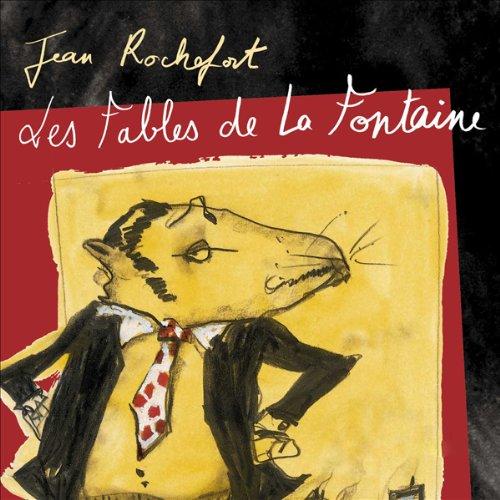 Les Fables de La Fontaine audiobook cover art