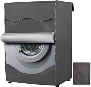 Mr. You Housse de protection imperméable pour machine à laver (60 x 64 x 85 cm, gris