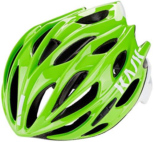 Kask Mojito X - Casco de Bicicleta - Verde Contorno de la Cabeza M | 52-58cm 2019