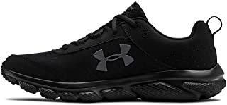 Under Armour Mens 3022641 Charged Assert 8 4e Black Size: