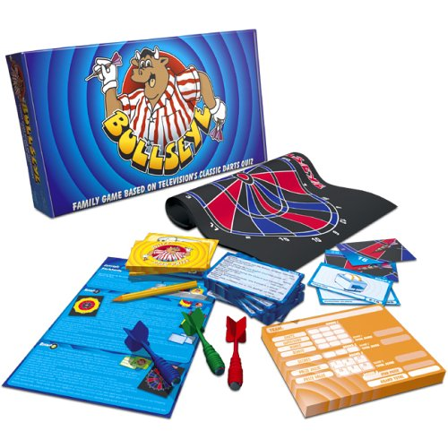 Bullseye - Family Game Based on Televisions Classic Darts Quiz