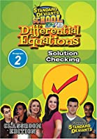 Sds Differential Equations Module 2: Solution Chec [DVD] [Import]