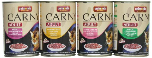 Animonda Carny 83351 Adult Mix2 12 x 400g – Katzenfutter - 2